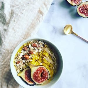 quinoa kurkuma ontbijt 3