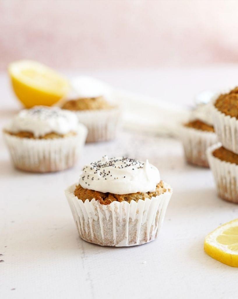 citroen maanzaad muffins 3