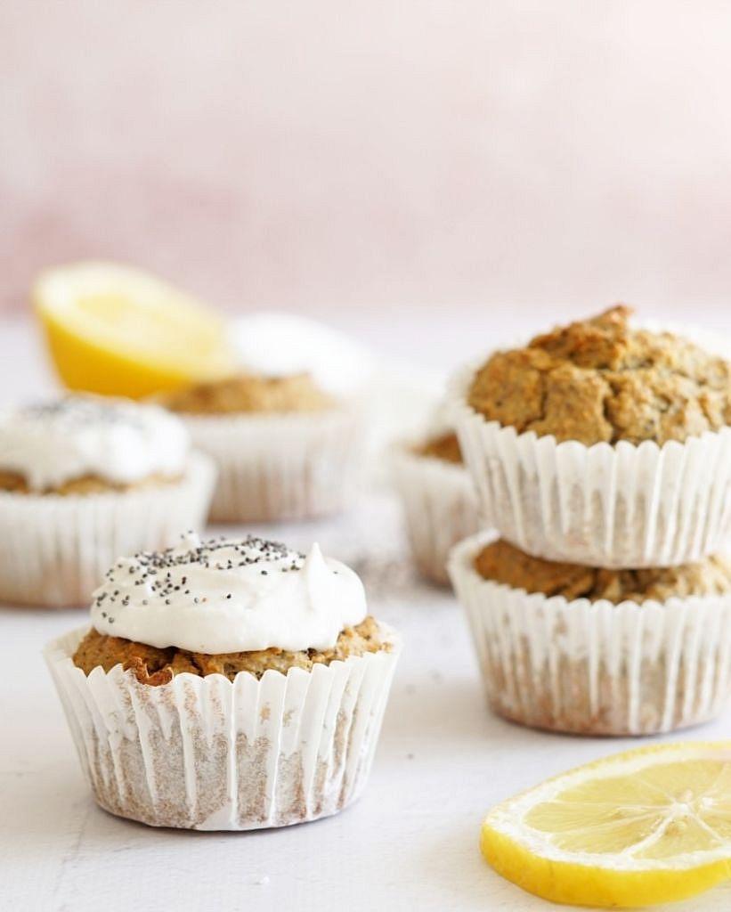 citroen maanzaad muffins 5