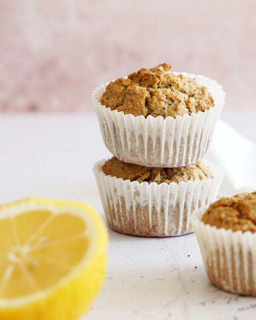citroen maanzaad muffins 6